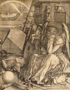 Albrecht Durer Melancholia
