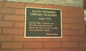 Allen Ginsberg Library