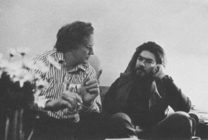 Robert Bly and Ekbert Faas