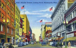 Minneapolis 1940s