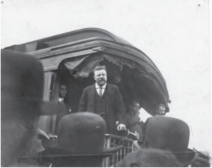 Teddy Roosevelt in Willmar Minnesota 2