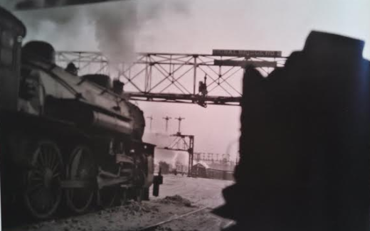 EO Hoppe Amerika Locomotive Boston