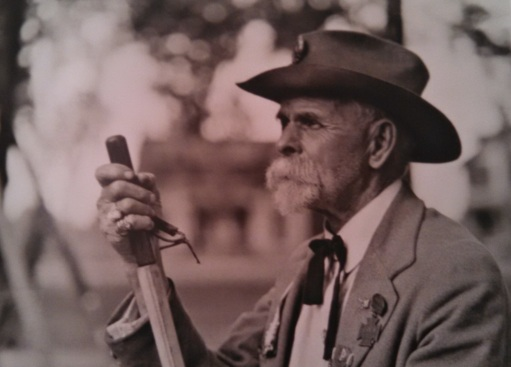 EO Hoppe War Veteran Texas