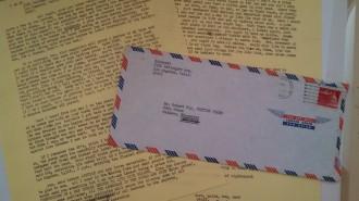 Charles Bukowski Letter to Robert Bly 1966 (1)