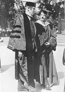 Sinclair Lewis Yale University Honorary Degree