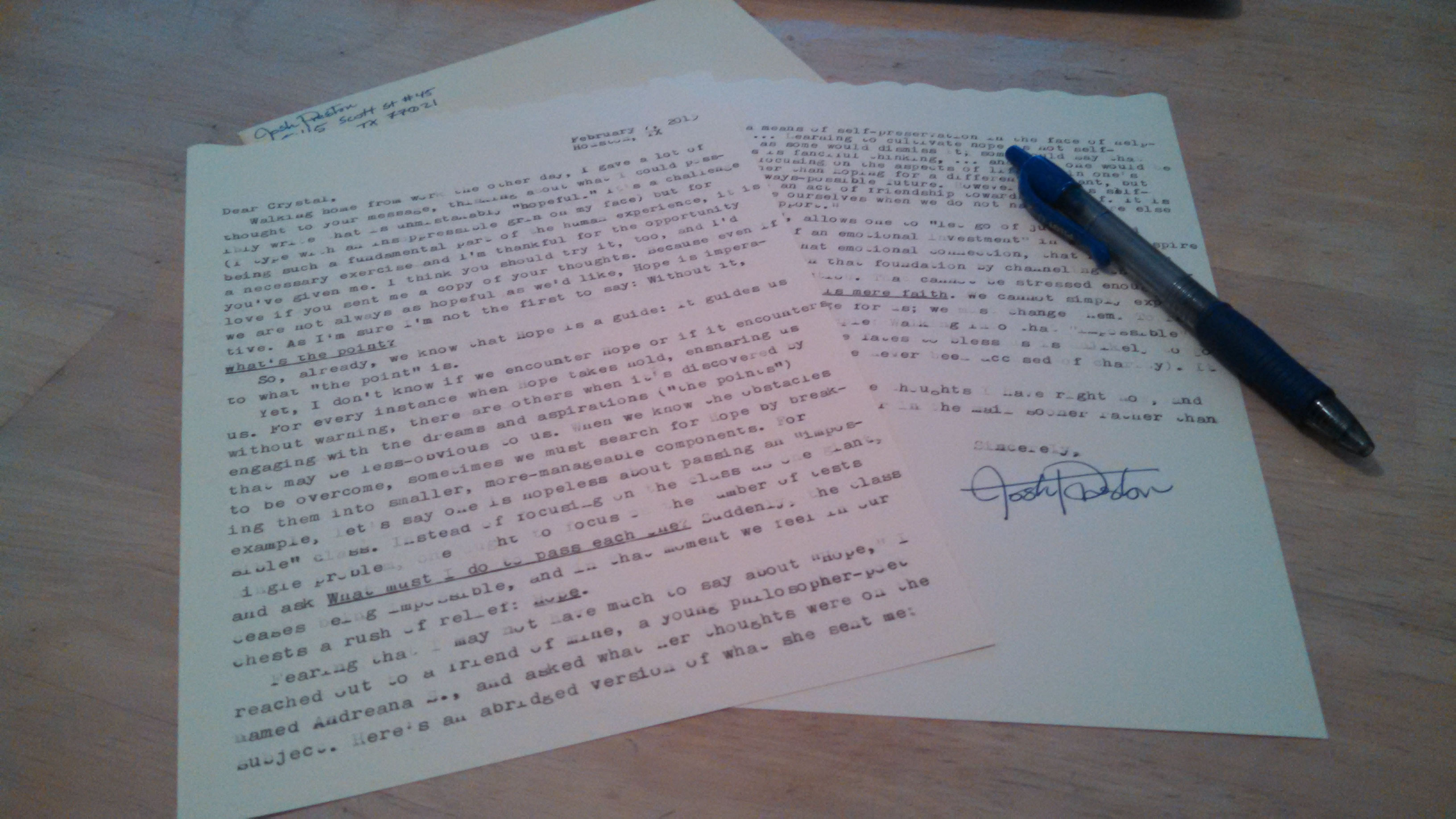 85  Pdf  Letter Of Hope Free Printable Docx Download Zip