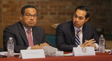 keith ellison julian castro