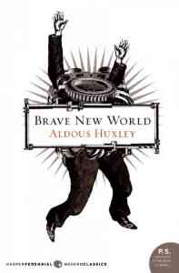 Brave New World book cover