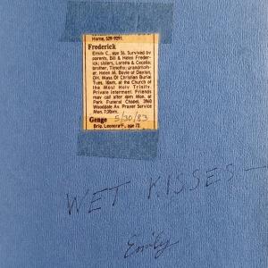 Charles Bukowski Post Office Marginalia Emily C Frederick
