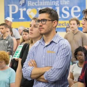 Joshua Preston - Student Representatives to the Board of Regents