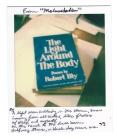 Polaroid - Robert Bly's the Light Around the Body