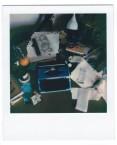 Joshua Preston Polaroid - Desk 1